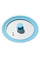 Крышка для сковороды 3 в 1, диаметр 15 20 см