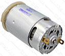 Двигатель шуруповерта ( L76 d38 шестерня 11 зубъев d9) Metabo BS 12 NiCd оригинал 317004220, фото 3