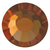 Пришивні ріволі в цапах Preciosa (Чехія) 16 мм Crystal Venus/золото