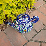Чайник заварочный ~1000 ml ручной работы. Узбекистан (18), фото 2