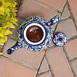 Чайник заварочный ~1000 ml ручной работы. Узбекистан (18), фото 3