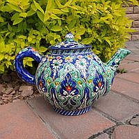 Чайник заварочный ~1000 ml ручной работы. Узбекистан (19), фото 1