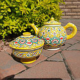 Чайник заварочный ~1000 ml ручной работы. Узбекистан (21), фото 3