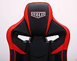 Офисное геймерское VR Racer Expert Winner черный/красный (бесплатная адресная доставка), фото 6