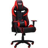 Офисное геймерское VR Racer Expert Winner черный/красный (бесплатная адресная доставка), фото 2