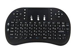 Беспроводная клавиатура с тачпадом wireless Mkv08