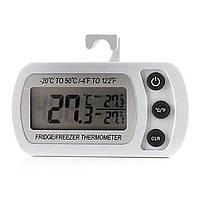 Цифровой термометр для холодильника, морозильника digital fridge thermometer (-20 to 50°C)
