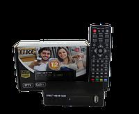 Тюнер DVB-T2 0967 з підтримкою wi-fi адаптера, фото 1