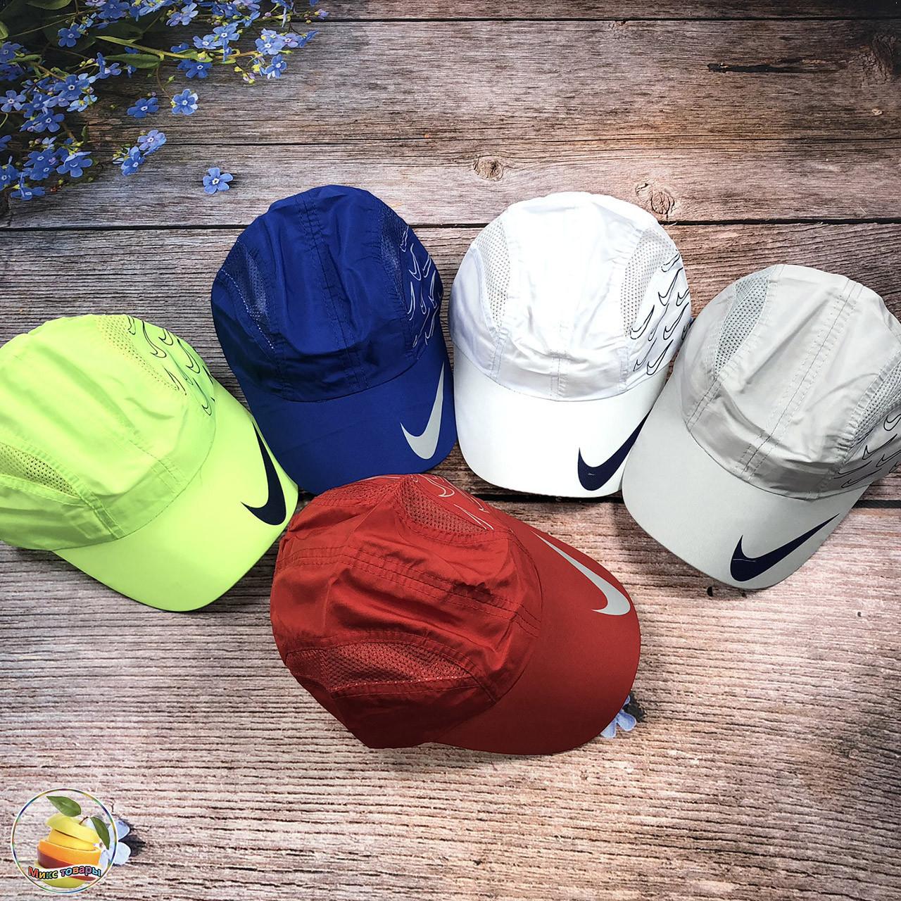 Спортивная нейлоновая кепка для мальчика (объём 54 см) (3125)