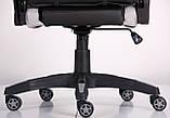 Офисное геймерское кресло VR Racer Expert Wizard черный/серый (бесплатная адресная доставка), фото 9