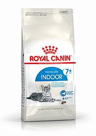 Royal Canin Indoor 7+, 0,4 кг — Корм для кішок від 7 років, які живуть у приміщенні