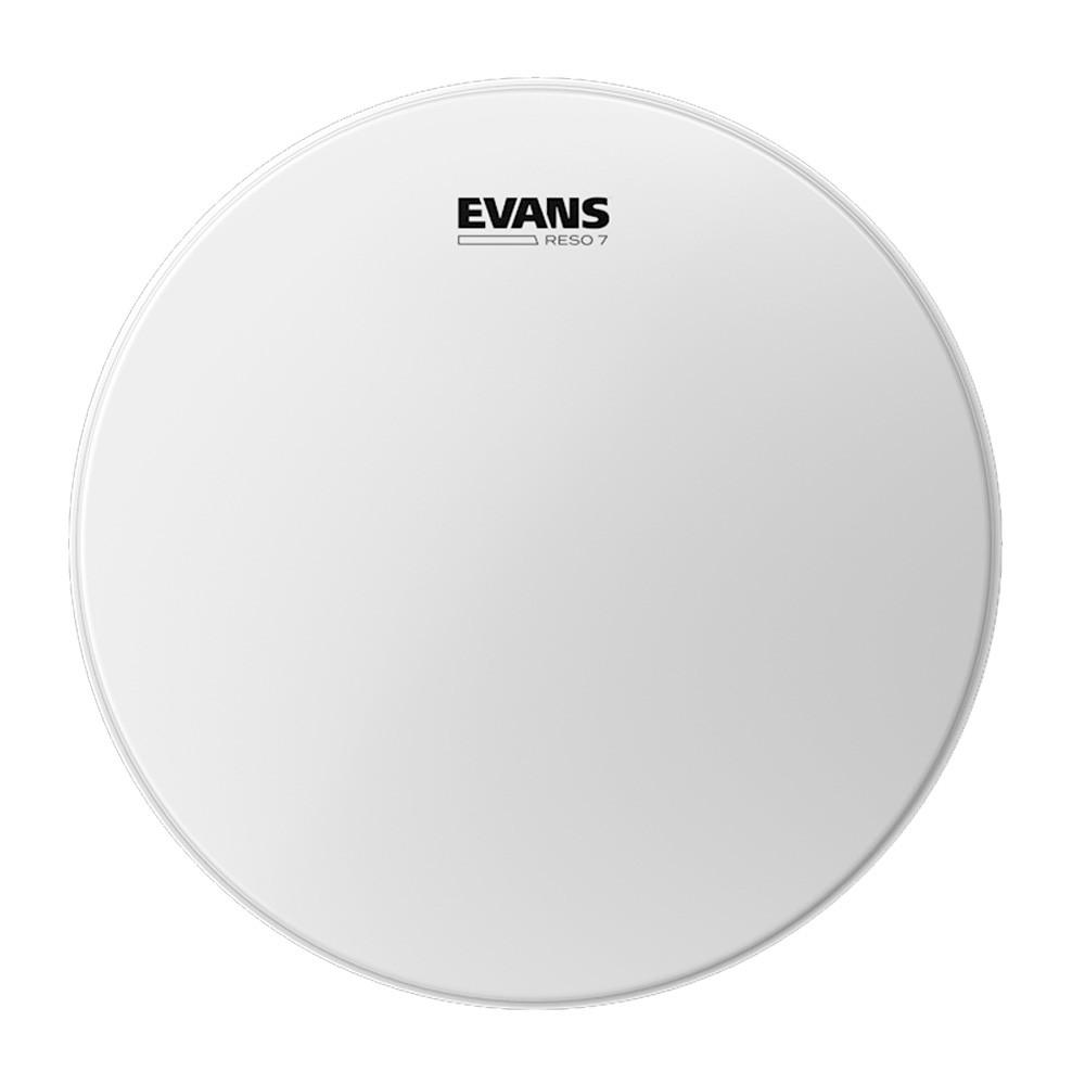 """Пластик для барабана EVANS B12RES7 12"""" Reso 7 Tom Reso"""