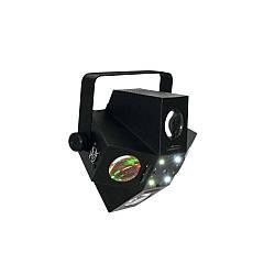 Світлодіодний прилад Eurolite LED PUS-6 Hybrid Laser Beam
