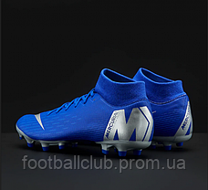 Nike Mercurial Superfly VI Academy FG  AH7362-400, фото 3
