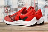 Кросівки чоловічі 17074, Nike Zoom Winflo 6, червоні, [ 41 42 43 44 45 ] р. 41-26,5 див., фото 4