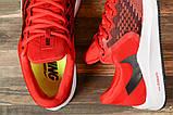 Кросівки чоловічі 17074, Nike Zoom Winflo 6, червоні, [ 41 42 43 44 45 ] р. 41-26,5 див., фото 5