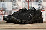 Кросівки чоловічі 17081, Asics Gel-Quantum 360, чорні, [ 42 44 45 46 ] р. 42-26,8 див., фото 2