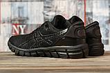 Кросівки чоловічі 17081, Asics Gel-Quantum 360, чорні, [ 42 44 45 46 ] р. 42-26,8 див., фото 4