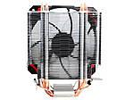 Кулер процессорный ID-Cooling SE-214, Intel: 1150/1151/1155/1156/775, AMD: FM2+/FM2/FM1/AM3+/AM3/AM2+/AM2, 123х77х160 мм, 4-pin, фото 3