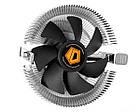 Кулер процессорный ID-Cooling DK-01S, Intel: 1150/1151/1155/1156/775, AMD: FM2+/FM2/FM1/AM3+/AM3/AM2+/AM2, 111х102х43 мм, 3-pin, фото 2