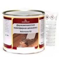 Двухкомпонентная полиэфирная шпаклёвка К2,0.750 ml
