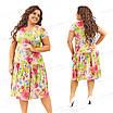 Повседневное платье 436-1 54, фото 4