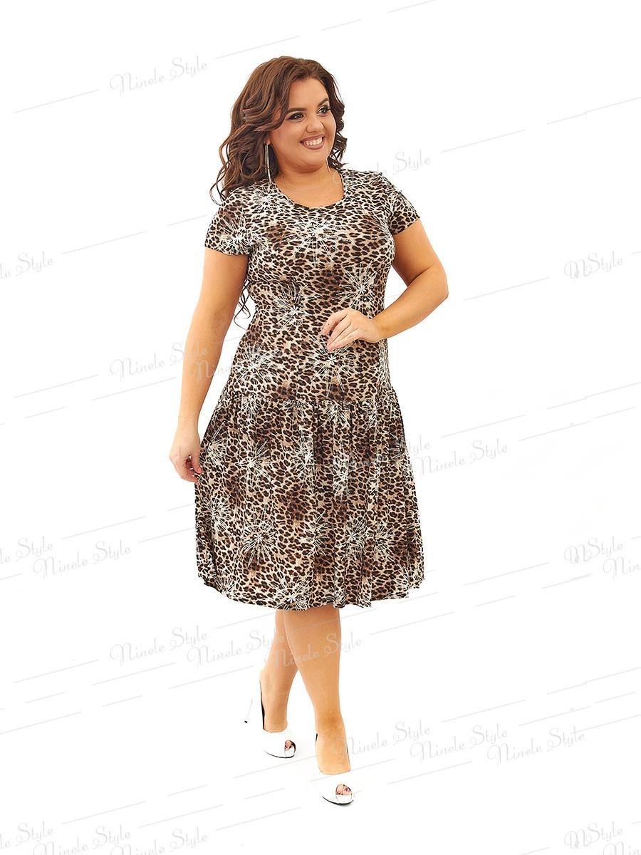 Повседневное платье 436-2 54