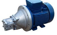 Агрегат подачи полимерной смолы оборудования для производства жидкого пенопласта.
