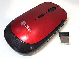 Мышь беспроводная Jeway WM2 Красная