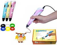 3D ручка для детей с дисплеем