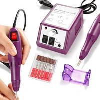 Фрезер для маникюра и педикюра Lina Mercedes 2000 Фиолетовый