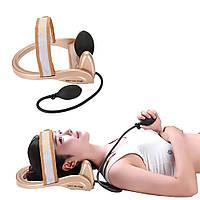 Тренажер для коррекции шейного отдела позвоночник Сervical vertebra traction № G70