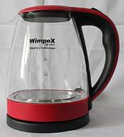 Электрочайник Kettle WX 2850 Wimpex Красный