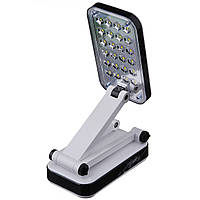 Светодиодная настольная лампа LED-666 TopWell черная