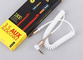 Remax LH-315 Aux Cable 1.8M White