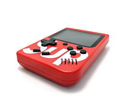 Портативная приставка Retro FC Game Box Sup 400in1 Red