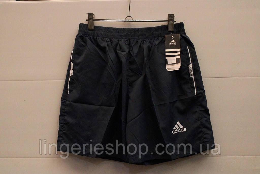 Шорты Спорт мужские adidas черный