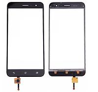Оригинальный тачскрин / сенсор (сенсорное стекло) для Asus Zenfone 3 ZE520KL (черный цвет)