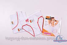 Комплект для девочки трикотажный рост 104 (майка+плавки) Like 3331