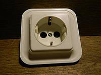 Розетка сетевая 16А  250В  2001 год, фото 1