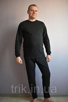 Белье нательное черное, фото 2
