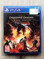 Dragons Dogma Dark Arisen HD (англ.) (б/у) PS4, фото 1