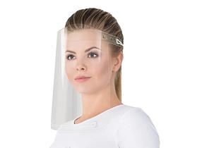 Защитный щиток, маска. Экран, маска для лица. Защита от вирусов.