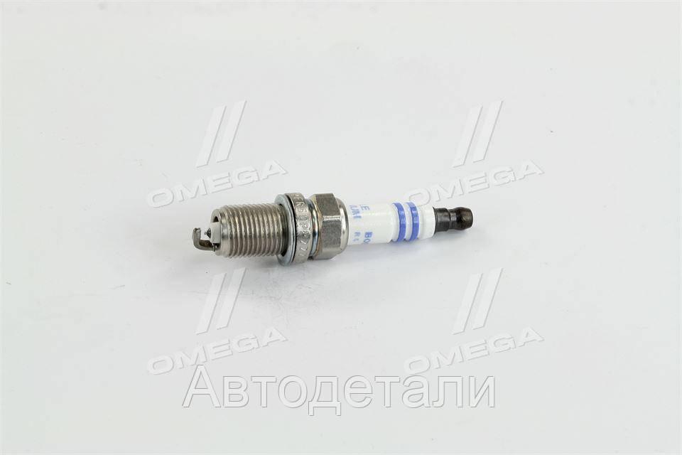 Свеча зажигания FR5DPP222U DOUBLE PLATINUM (MITSUBISHI,FORD) (пр-во BOSCH) 0242245558