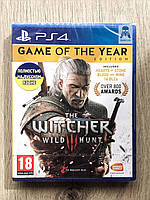 The Witcher Wild Hunt Game of the Year Edition (рус.) PS4, фото 1