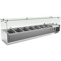 Холодильная витрина для ингредиентов G-VRX1500/330