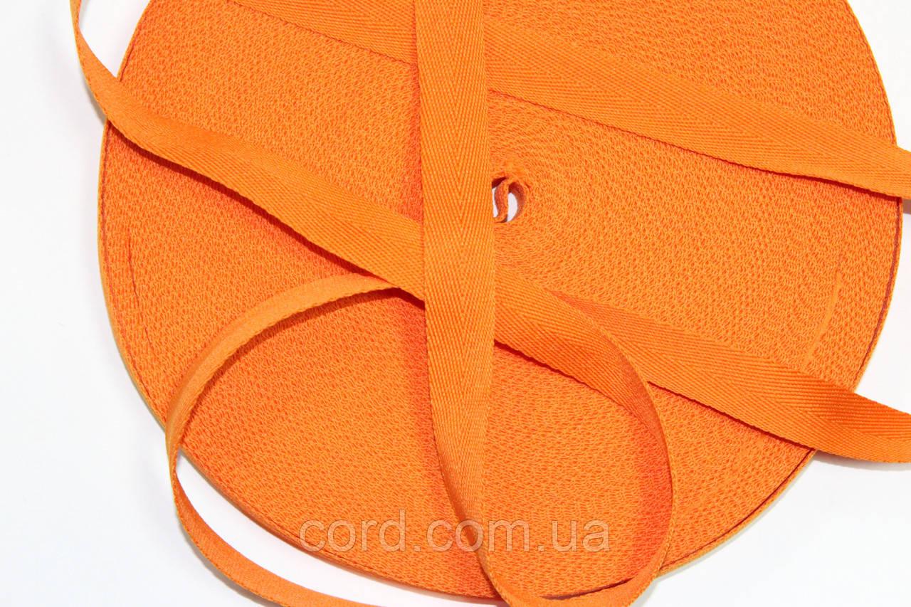 Тесьма киперная 20мм 50м оранжевый