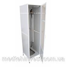 Шкаф для хранения гибких эндоскопов ШМБ 30-Э (для гастроскопов)