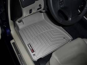 Ковры резиновые WeatherTech Lexus IS 2WD 2006-2012 передние серые