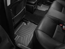 Ковры резиновые WeatherTech Lexus IS  2006-2012 задние черные